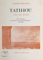 Tatihou, l'île aux jeunes