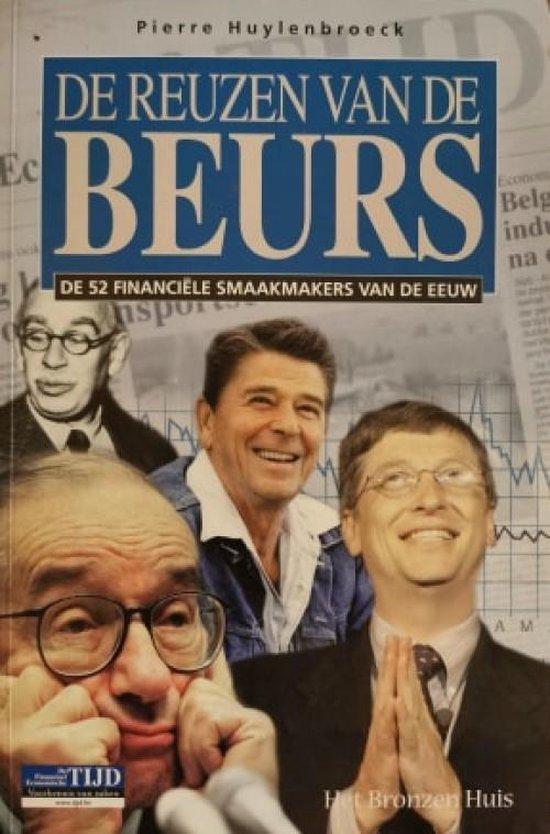 Reuzen van de beurs - Pierre Huylenbroeck  