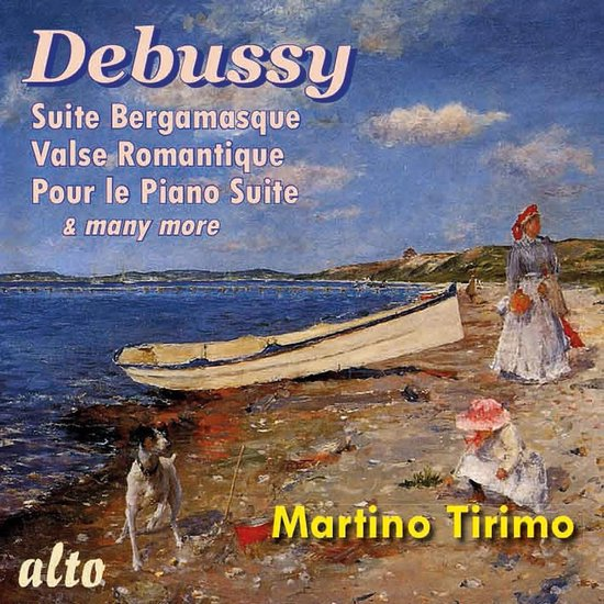 Debussy: Popular Piano - Suite Berg