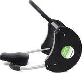 Tunturi Power Roller - Buikspier Trainer -Buikspiertrainer- Abtrainer - Zwart