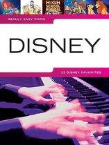 Boek cover Really Easy Piano van Hal Leonard