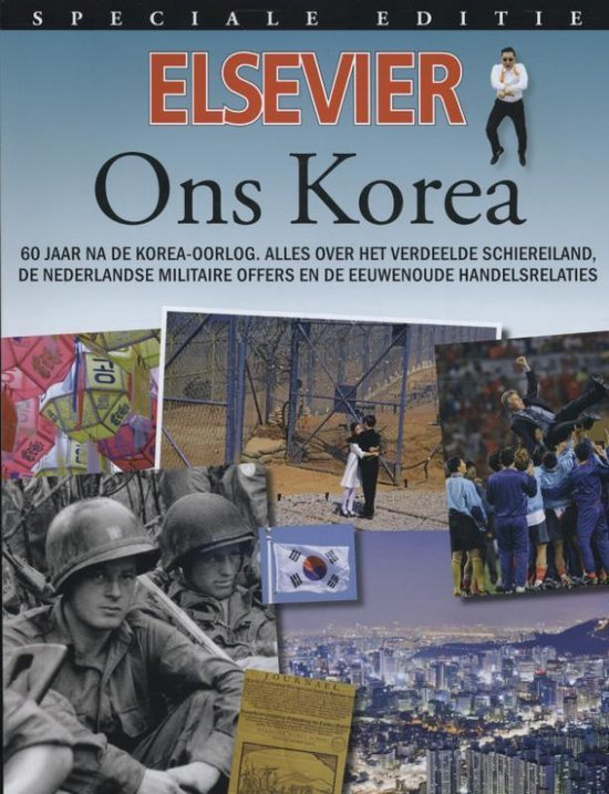 Elsevier Speciale Editie - Ons Korea - none |