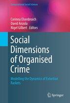 Omslag Social Dimensions of Organised Crime