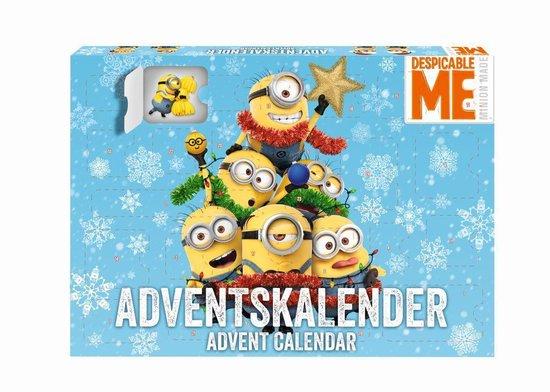Advent Calendar - MINIONS