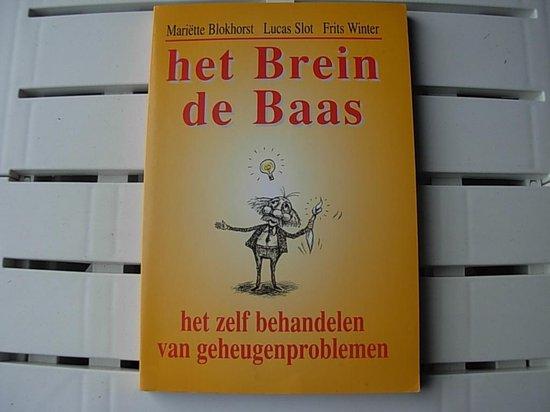Het brein de baas