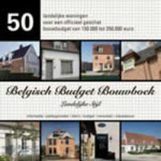 Belgisch budget bouwboek land ed.2010 - Onbekend |