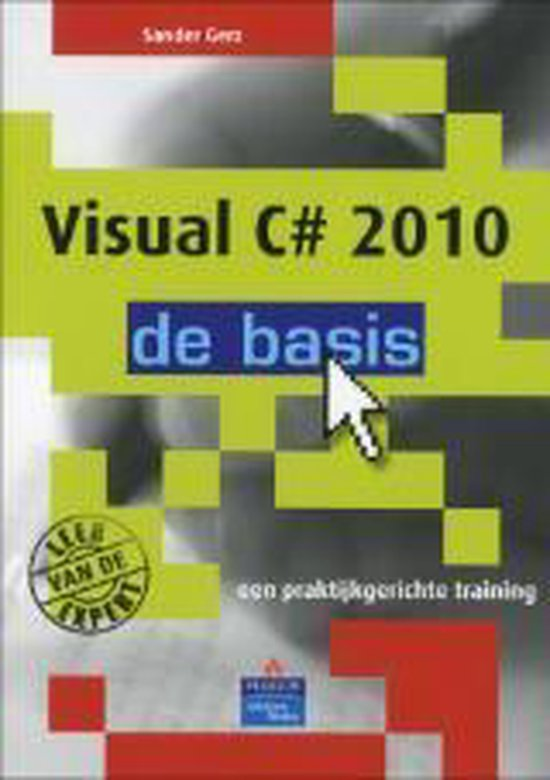 Cover van het boek 'Visual C 2010'