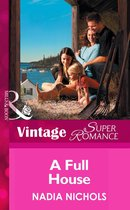A Full House (Mills & Boon Vintage Superromance) (You, Me & the Kids - Book 6)