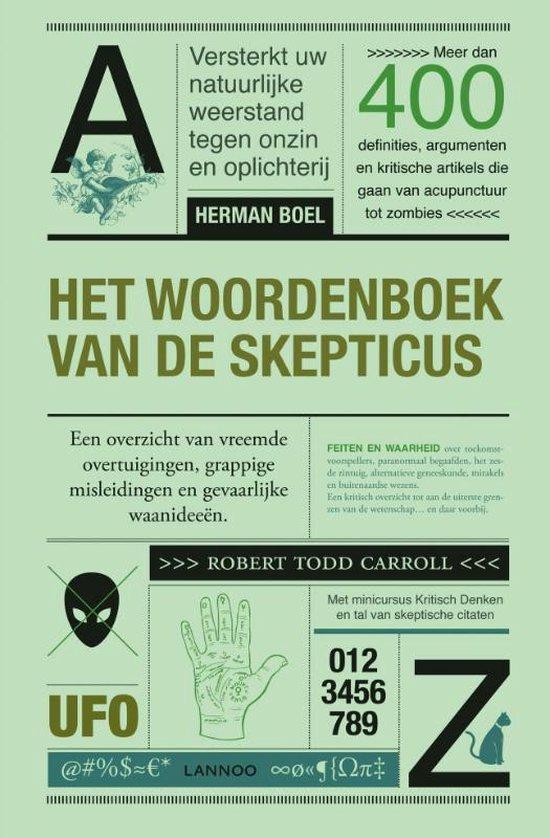 Het woordenboek van de skepticus