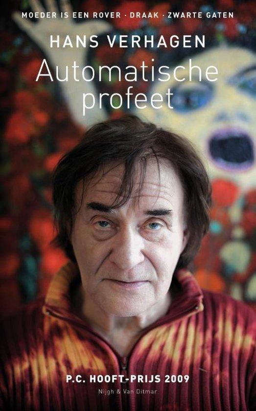 Automatische profeet - Hans Verhagen |