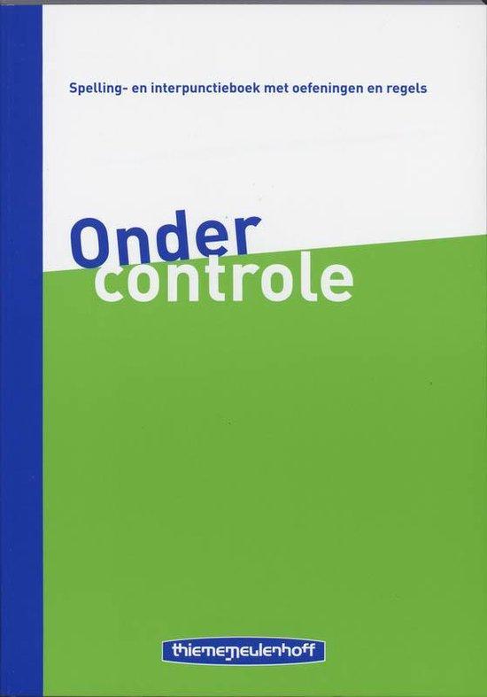 Onder controle - J.H.J. van de Pol | Fthsonline.com