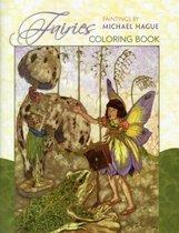 Hague Fairies Colouring Book