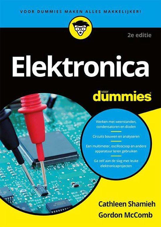 Elektronica voor dummies 2e editie - Gordon McComb |