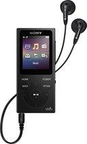 Sony NW-E394 Walkman - MP3 speler - 8GB - Zwart