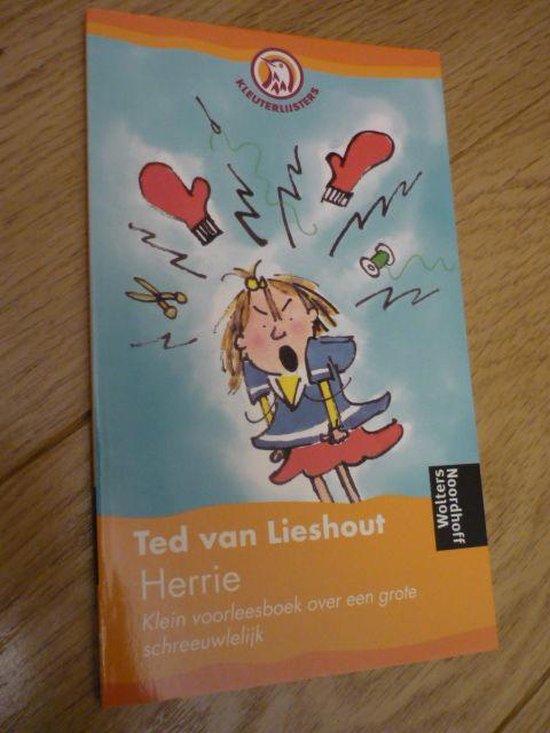 Herrie - Ted van Lieshout pdf epub