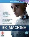 Ex Machina (Blu-ray) (Import)
