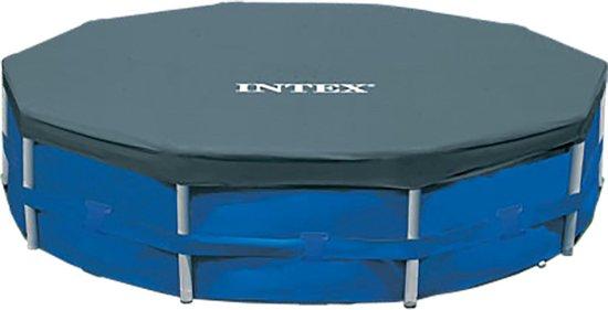 Intex Afdekzeil voor Metal Frame Pool 305cm - Intex