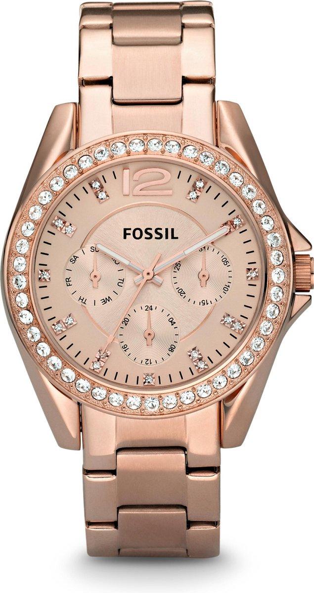 Fossil Horlogebandjes op Voorraad bij