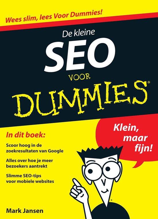 Voor Dummies - De kleine SEO voor Dummies - Mark Jansen |