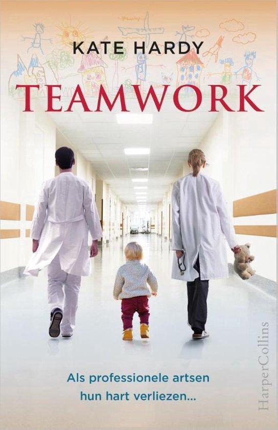 Teamwork - Kate Hardy |