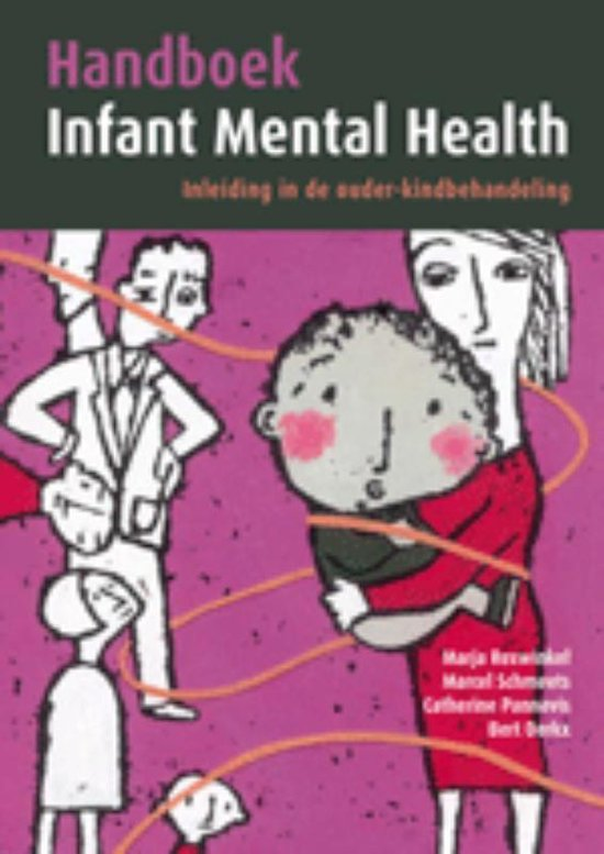 Boek cover Handboek Infant mental Health van Nvt. (Paperback)