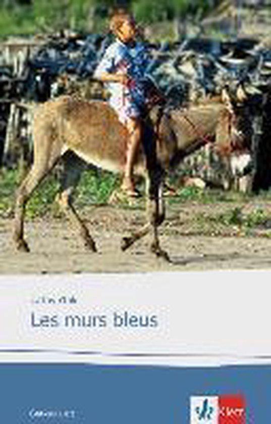 Boek cover Les murs bleus van Cathy Ytak (Paperback)