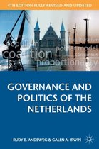 Boek cover Governance and Politics of the Netherlands van Rudy B. Andeweg