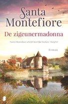 Boek cover De zigeunermadonna van Santa Montefiore (Paperback)