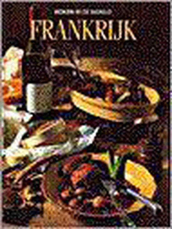Frankrijk. koken in de wereld - Susi Piroue |