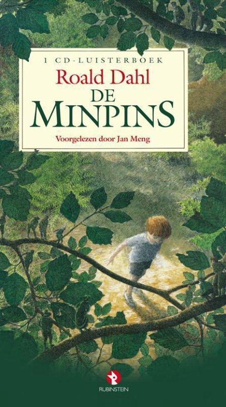 De Minpins Luisterboek op CD - Roald Dahl |