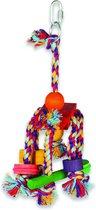 Happy Pet Speelgoed Papegaai - Fiesta - 31 x 12 x 10 cm