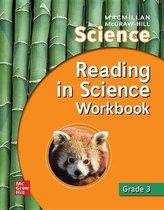 Macmillan/McGraw-Hill Science, Grade 3, Reading in Science Workbook