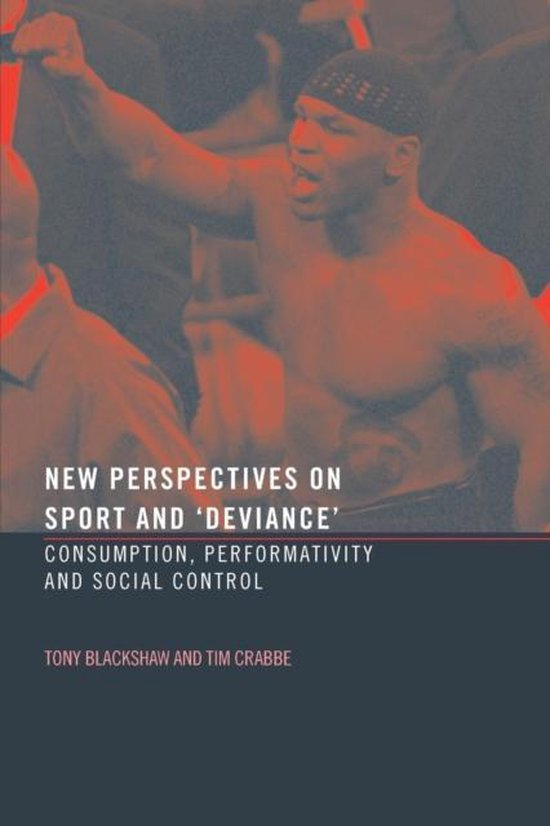 Boek cover New Perspectives on Sport and Deviance van Tim Crabbe (Paperback)