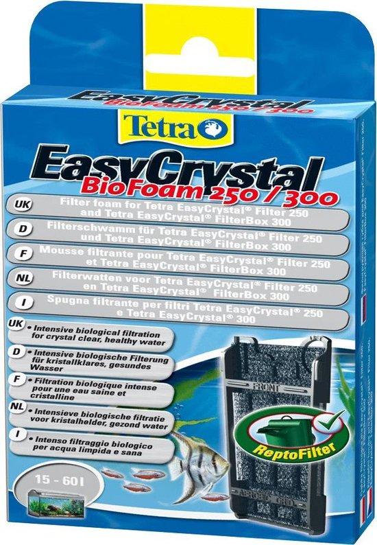 Tetra Tec Easycrystal Biofoam 250/300 l