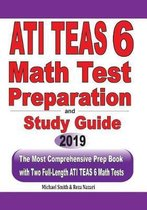 ATI TEAS 6 Math Test Preparation and study guide