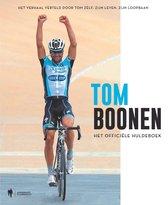 Boek cover Tom Boonen van Tom Boonen (Paperback)