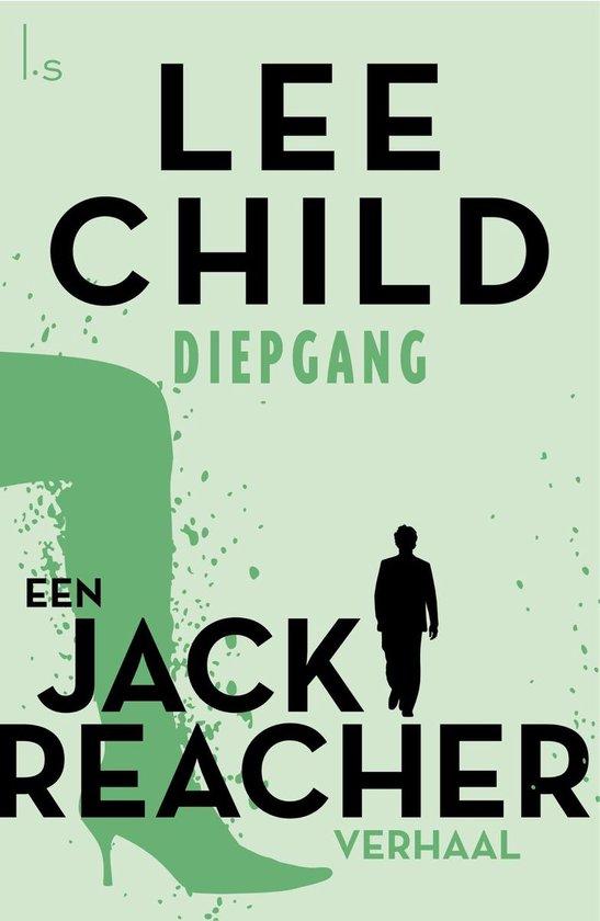 Boekomslag voor Jack Reacher - Diepgang