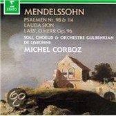 Mendelssohn: Psalmen, Lauda Sion, Lass, O Herr / Corboz