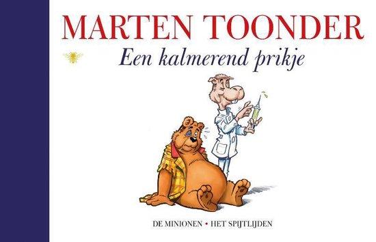 Een kalmerend prikje - Marten Toonder |