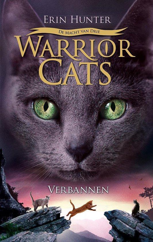 Warrior Cats | De macht van drie 3 - Verbannen - E. Hunter |
