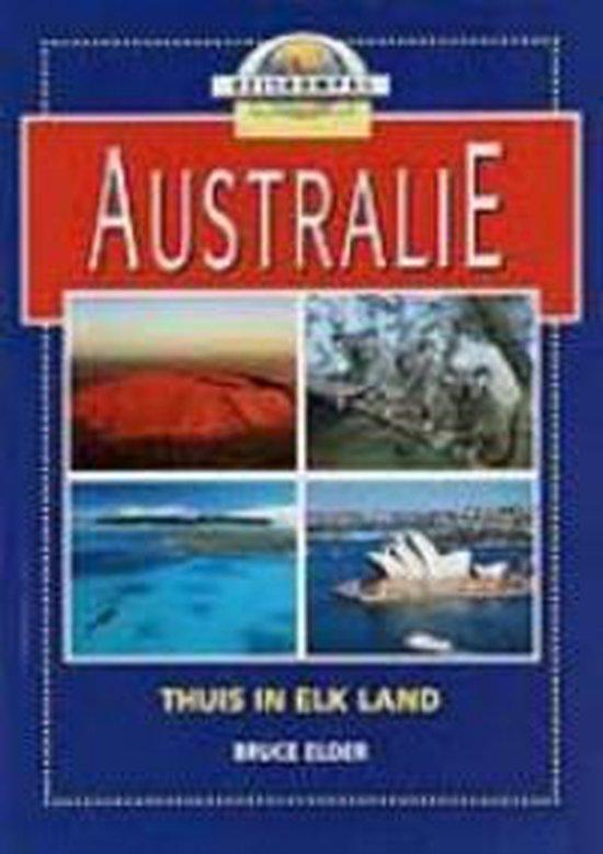 Australie reiskompas - Auteur Onbekend |