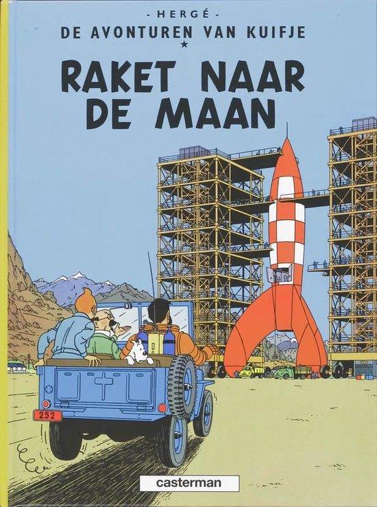 Kuifje 016 Raket naar de maan - Hergé  