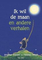 Boek cover Ik wil de maan en andere verhalen van Jonathan Emmett (Hardcover)