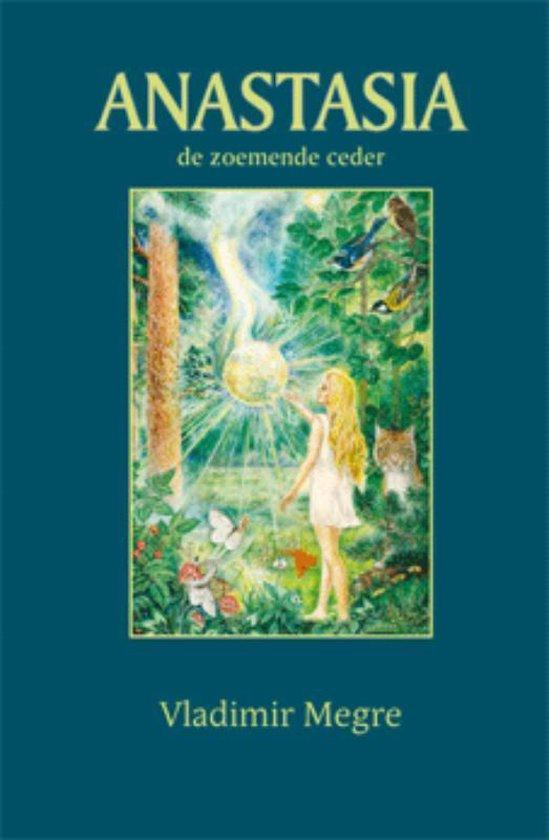 Anastasia reeks - De zoemende ceder - Vladimir Megre  