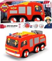 Brandweerman Sam Super Tech Jupiter (28cm) - Speelgoedvoertuig
