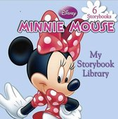 Boek cover Disney Minnie My Storybook Little Library van Parragon Books Ltd