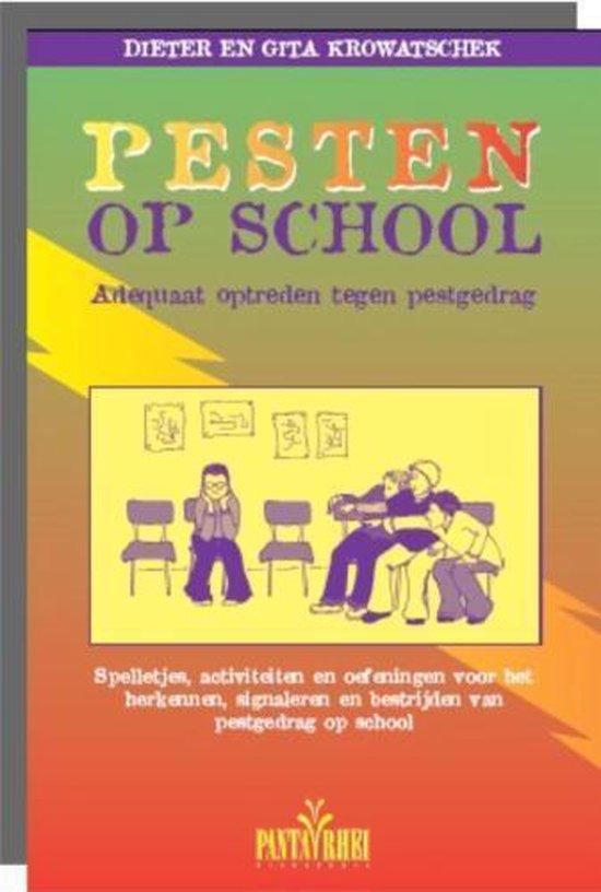 Pesten op school - D. Krowatschek  