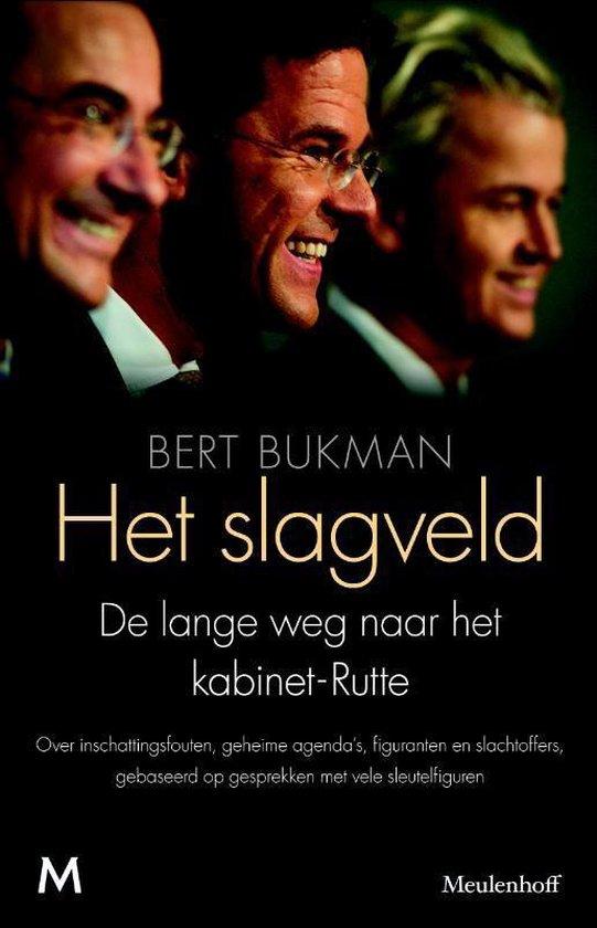 Het slagveld - Bert Bukman | Fthsonline.com