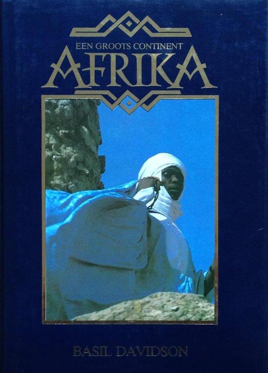 Afrika een groots continent - Basil Davidson |