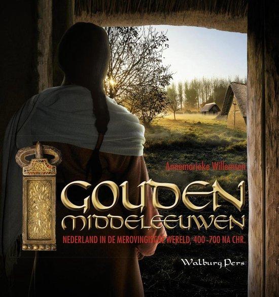 Boek cover Gouden Middeleeuwen van Annemarieke Willemsen (Onbekend)